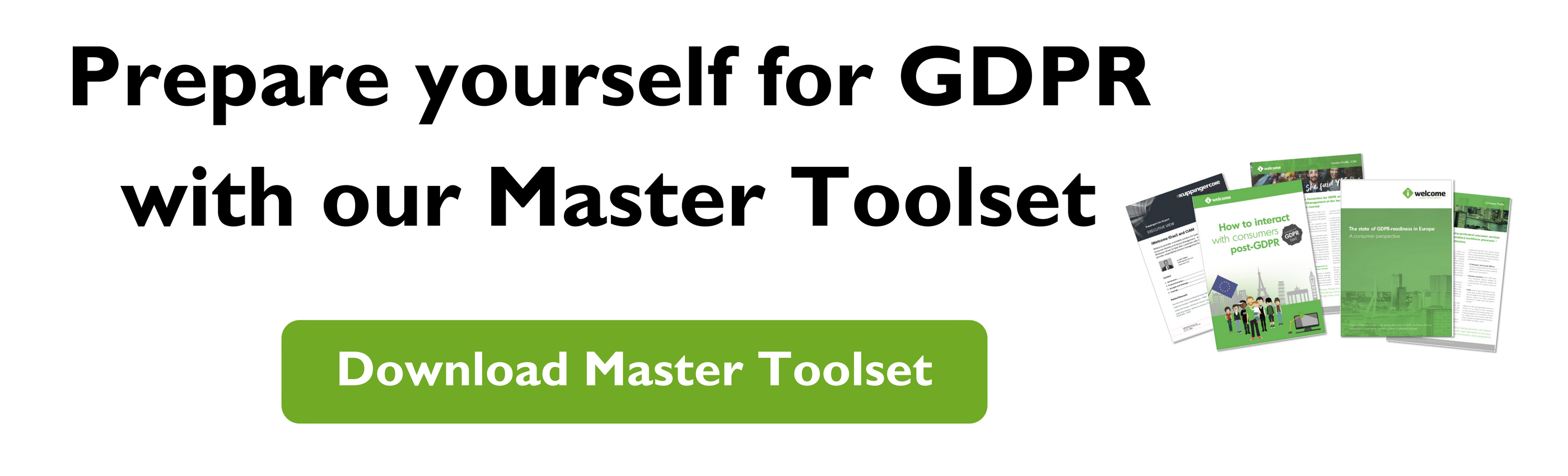 Download GDPR Readiness Master Toolset